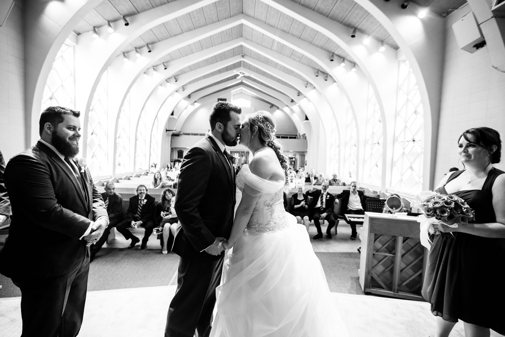 Peter B Photography | Kevin & Amber at Grand Valley Golf Club ...