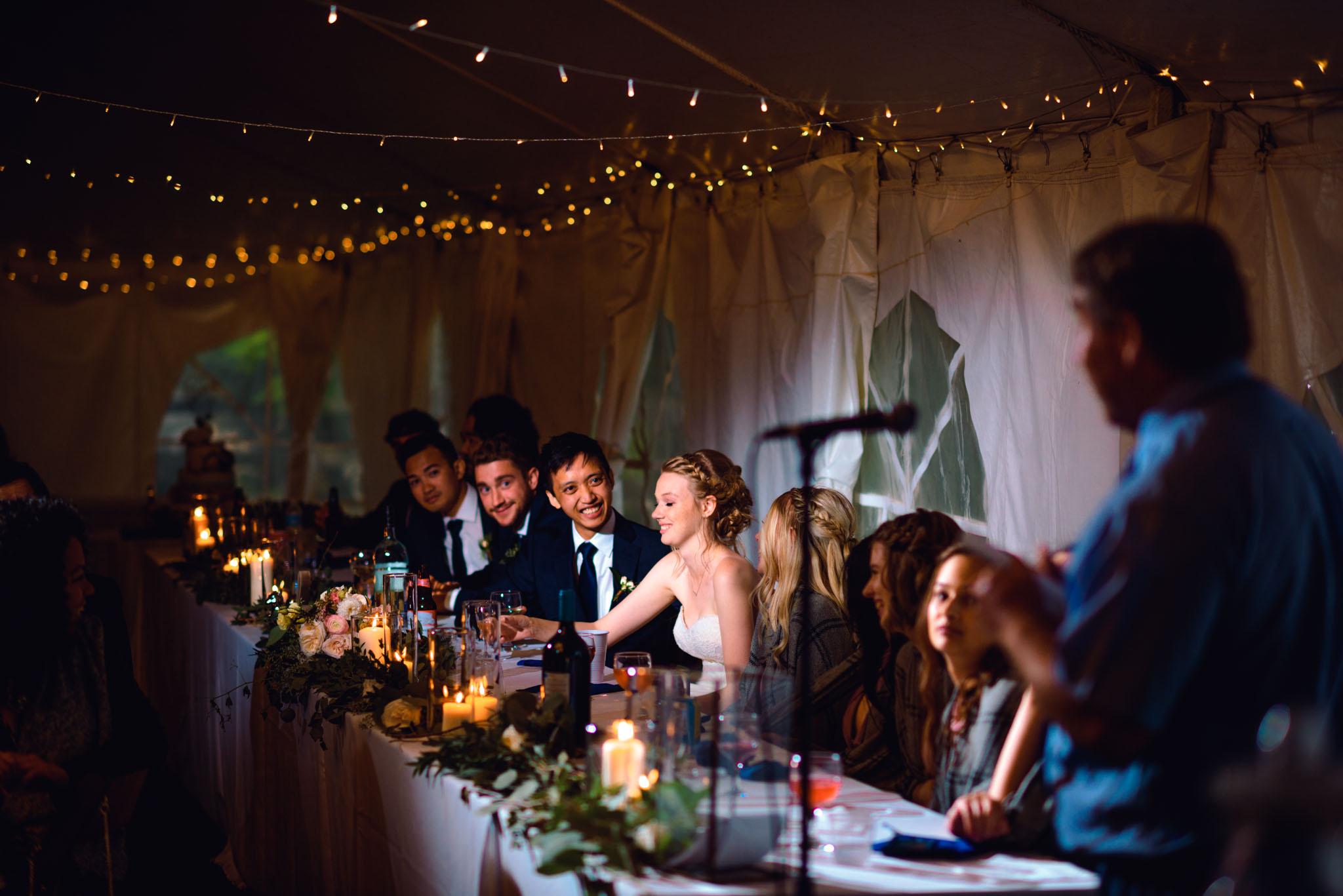 Danielle and garrett wedding
