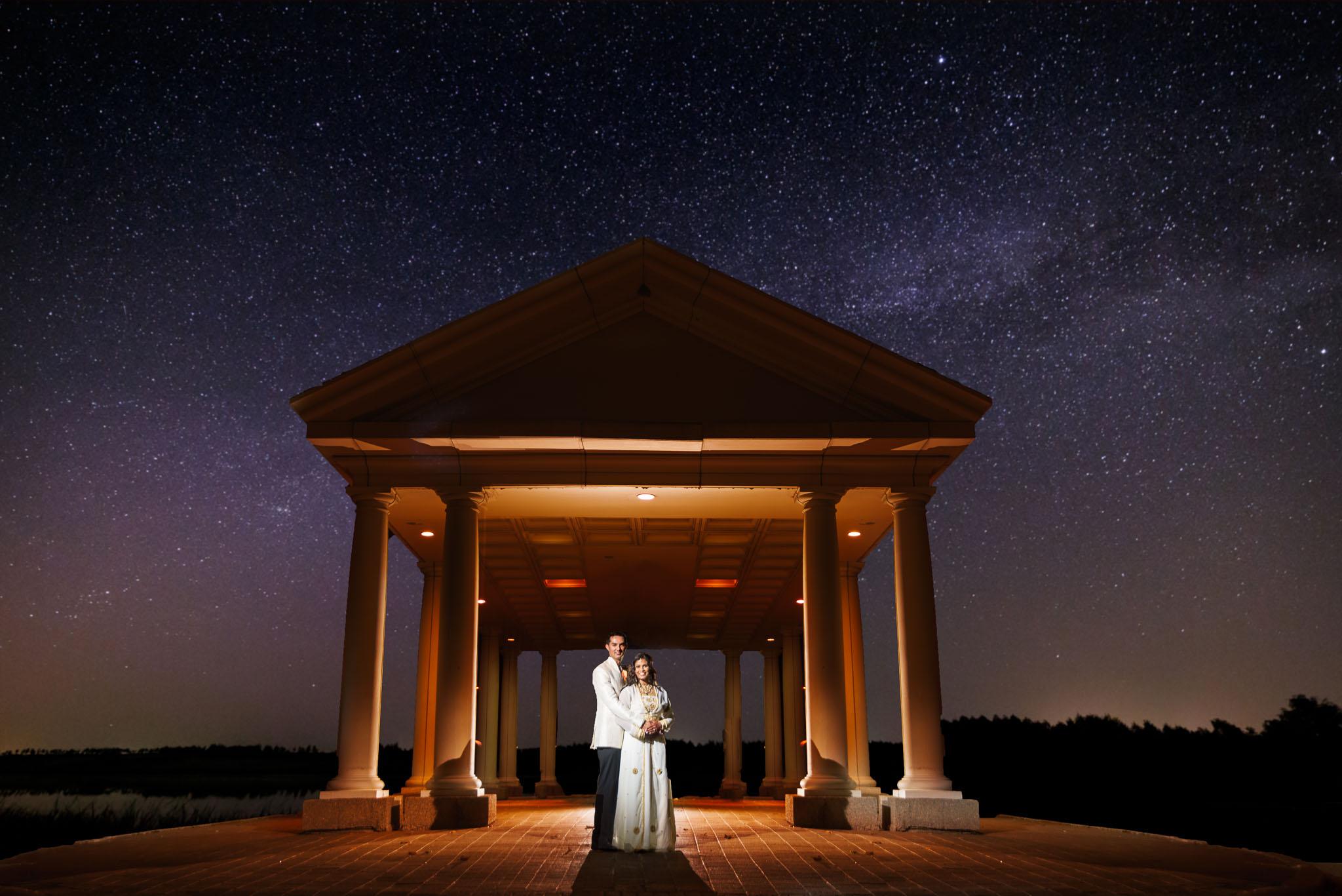 Hamilton wedding photographer hindhu wedding indian wedding mississauga convention centre mississauga wedding photographer night photography